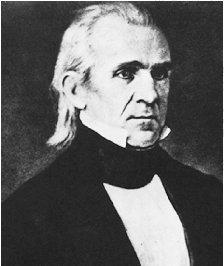 James K. Polk THE LIBRARY OF CONGRESS