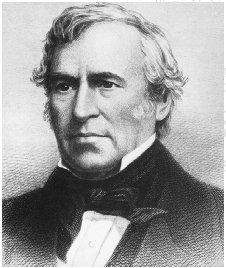 Zachary Taylor THE LIBRARY OF CONGRESS