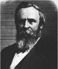 Rutherford B. Hayes THE LIBRARY OF CONGRESS