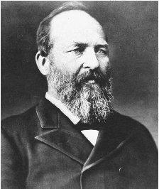 James A. Garfield THE LIBRARY OF CONGRESS
