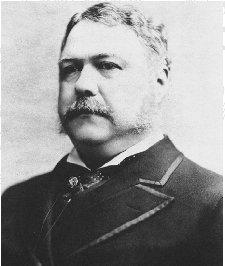 Chester A. Arthur THE LIBRARY OF CONGRESS