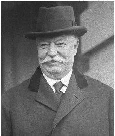 william howard taft policy war election foreign
