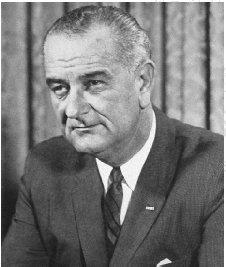 Lyndon B. Johnson THE LIBRARY OF CONGRESS