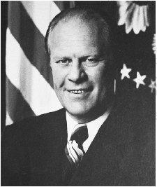 Gerald R. Ford THE LIBRARY OF CONGRESS