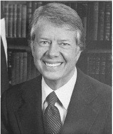 Jimmy Carter THE LIBRARY OF CONGRESS